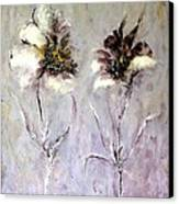 Have You Heard.....? Canvas Print by Madeleine Holzberg