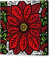 Hawaiian Christmas Joy Canvas Print