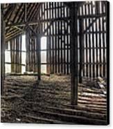Hay Loft 2 Canvas Print by Scott Norris