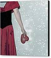 Headless Love Canvas Print by Joana Kruse