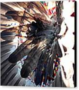Headress Canvas Print by Kathleen Struckle