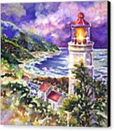 Heceta Head Lighthouse Canvas Print