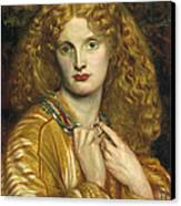Helen Of Troy Canvas Print by Philip Ralley