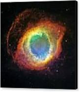 Helix Nebula 2 Canvas Print by Jennifer Rondinelli Reilly - Fine Art Photography