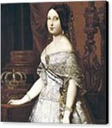Hernandez Amoresgerm�n 1823-1894 Canvas Print