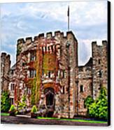 Hever Castle Canvas Print by Chris Thaxter