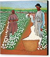 High Cotton Canvas Print by Fred Gardner