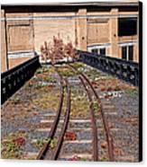 High Line Spur Canvas Print
