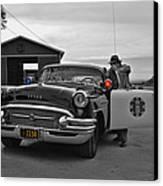 Highway Patrol 5 Canvas Print