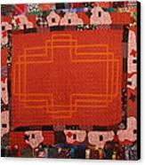 Hildegard Canvas Print by Nancy Mauerman