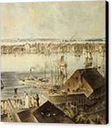 Hill, John William 1812-1879. View Canvas Print