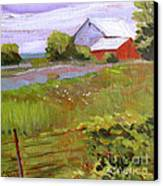 Hobbs Farm Canvas Print