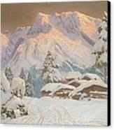 Hocheisgruppe Canvas Print