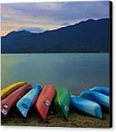 Holding On To Summer Canvas Print by Heidi Smith