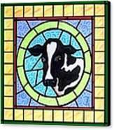 Holstein 4 Canvas Print