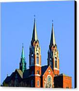 Holy Hill  Canvas Print by James Hammen