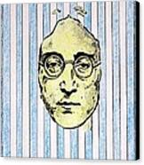 Homage To John Lennon  Canvas Print