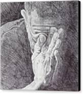 Homo Sapiens II Canvas Print by Mike Walrath