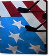 Honoring America Canvas Print by Marlon Huynh