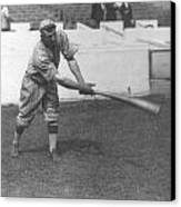 Honus Wagner Canvas Print by Unknown