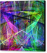 Hope 20130511 Square Canvas Print by Wingsdomain Art and Photography