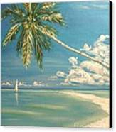 Hope Bay Canvas Print by The Beach  Dreamer