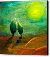 Hope Canvas Print by Nirdesha Munasinghe