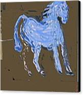 Horse Revisited Canvas Print by Jay Manne-Crusoe