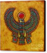 Horus Canvas Print by Joseph Sonday