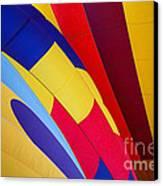 Hot-air Patterns Canvas Print