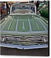 Hot Rod Chevy Canvas Print by Merrick Imagery