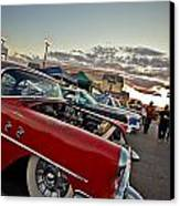 Hotrod Buick  Canvas Print by Merrick Imagery