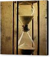 Hourglass  Canvas Print by Bernard Jaubert