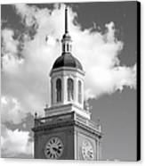 Howard University Founders Library Canvas Print by University Icons