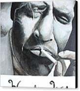Howlin Wolf Canvas Print