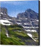 Humbling Canvas Print