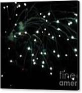 Huron Ohio Fireworks 18 Canvas Print