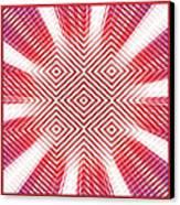 Hypnotic Vision Canvas Print