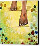 I Knock Canvas Print by Cassie Sears