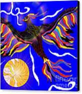 I Rise Canvas Print by Lewanda Laboy
