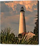 I See A Bad Storm Approaching Canvas Print