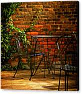 I Waited For You Canvas Print by Lois Bryan