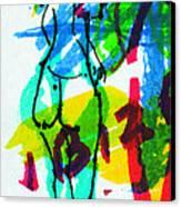 Ibiza 5 Canvas Print