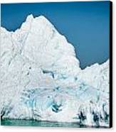 Ice Iv Canvas Print by David Pinsent