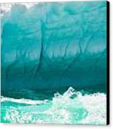 Ice Viii Canvas Print by David Pinsent