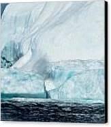Ice Xxiv Canvas Print