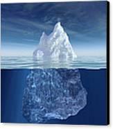 Iceberg Canvas Print by Boon Mee