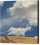 If You Wanna Run Away Canvas Print by Laurie Search