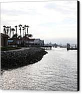 Il Fornaio Italian Restaurant In Coronado California 5d24379 Canvas Print by Wingsdomain Art and Photography