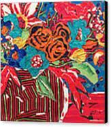 Ilana's Flower Arangement Canvas Print